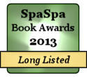 Long listed for 2013 SpaSpa Book Awar