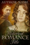 An example of a Historical cover - A pre-made cover by Katie W Stewart