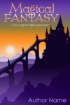 An example of a Fantasy cover - A pre-made cover by Katie W Stewart